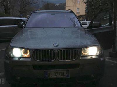 używany BMW 501 X3 3.0sdCV (pacchetto M)