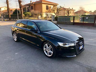 brugt Audi A6 AVANT 2.0 TDI 177 CV S-LINE EURO 5B 2012