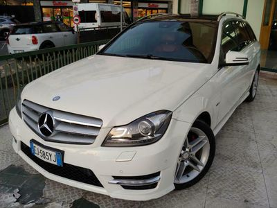 usata Mercedes C250 CDI S.W. BlueEFFICIENCY Avantg.AMG