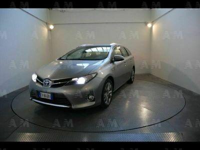 usata Toyota Auris Station Wagon Touring Sports 1.8 Hybrid Lounge del 2014 usata a Castenaso