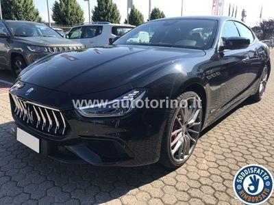 used Maserati Ghibli GHIBLI3.0 V6 ds Gransport 250cv auto my18