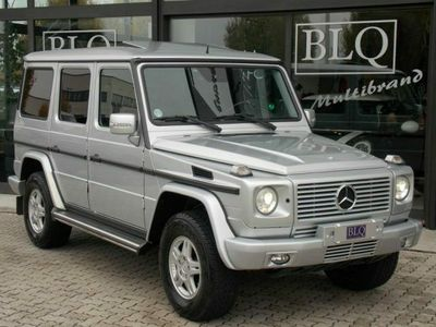 usata Mercedes G320 CDI cat UNICO PROPRIETARIO