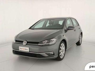 usata VW Golf 1.6 TDI 115 CV 5p. Executive BlueMotion Technology