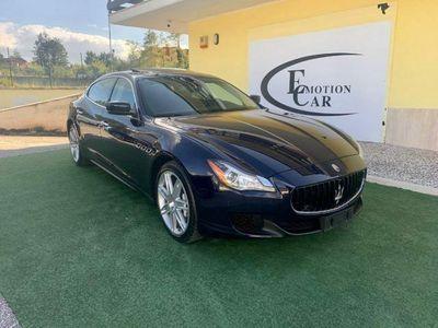 usata Maserati Quattroporte 3.0 V6 Diesel 275 CV Granlusso rif. 12273624
