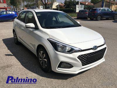 used Hyundai i20 ConnectLine 1.2 75cv Benz