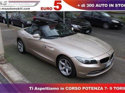 używany BMW Z4 sDrive23i Automatica Unicoproprietario
