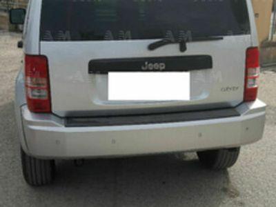 usata Jeep Cherokee 2.8 CRD DPF Limited usato