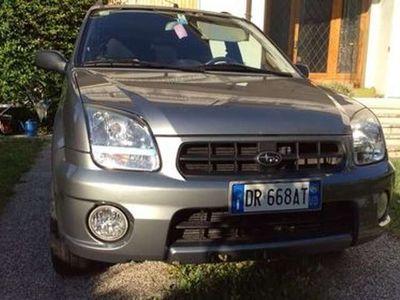usata Subaru Justy G3X 1.3 16V 5p. 4WD