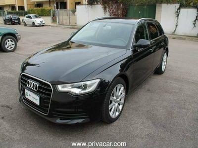usata Audi A6 avant 2.0 tdi Ambiente 177cv multitronic