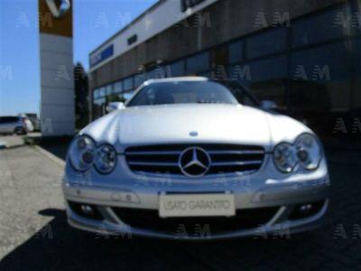 used Mercedes CLK320 CDI cat Avantgarde del 2008 usata a Borgomanero