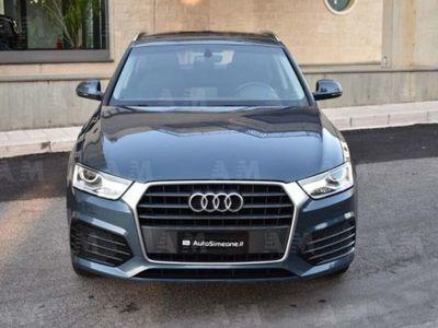 usata Audi Q3 2.0 TDI 150 CV Sport SOLI 25887 KM NAVI SENSORI