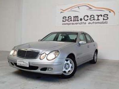 usata Mercedes E270 CDI cat Elegance Diesel