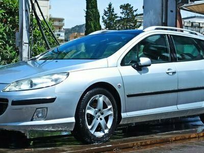 usata Peugeot 407 SW 2.0 HDI