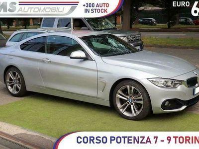usata BMW 420 d xDrive Sport Unicoproprietario