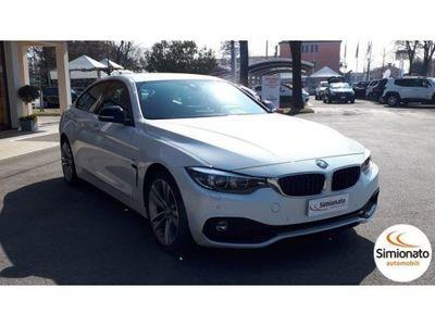 usata BMW 420 Gran Coupé d Automatica Advantage