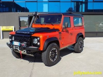 usata Land Rover Defender 90 2.2 TD4 Station Wagon Adventure Edition