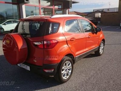 used Ford Ecosport 1.0 EcoBoost 125 CV Titanium usato