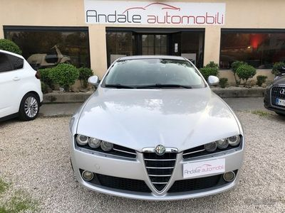 usata Alfa Romeo 159 2.0 JTDM SW DISTINCTIVE FULL GARANZIA