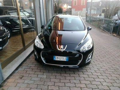 usata Peugeot 308 1.6 hdi 112 cv 5 porte- 2012