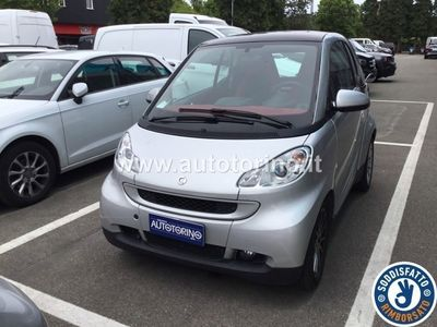 używany Smart ForTwo Coupé FORTWO0.8 cdi Passion 54cv FL