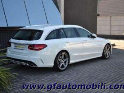 usata Mercedes C300 C 300 BlueTEC S.W. Hybrid Automatic PremiumBlueTEC S.W. Hybrid Automatic Premium