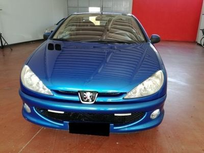 usata Peugeot 206 CC 1.6 HDi FAP RC Line