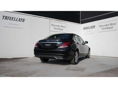 gebraucht Mercedes C180 Classe C (W/S205)d Automatic Executive