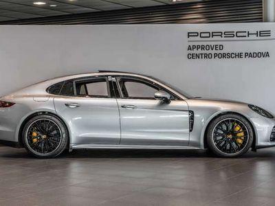usata Porsche Panamera Turbo 4.0