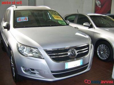 brugt VW Tiguan 2.0 16V TDI DPF Sport