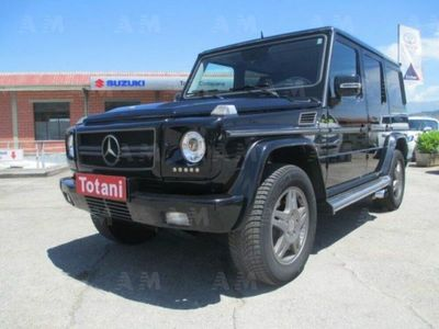 second-hand Mercedes G400 CDI cat A/T S.W. Lunga -959-