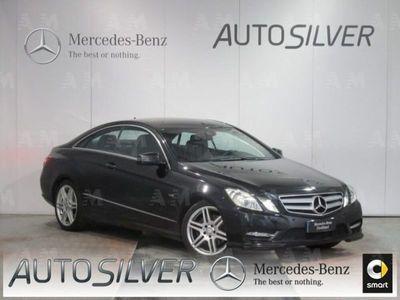 brugt Mercedes 220 Classe E CoupéCDI Coupé BlueEFFICIENCY del 2013 usata a Verona