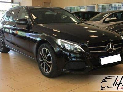 brugt Mercedes C200 d S.W. Auto 9g tronic Sport **Garanzia 24 mesi** rif. 11417207