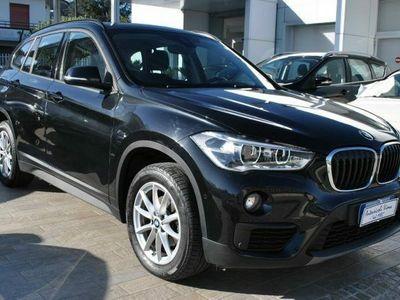 "usata BMW X1 sDrive16d Business ""Fari Led -Sens.Park. Ant/Post"""