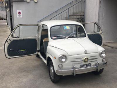 usata Fiat 600D - 1963