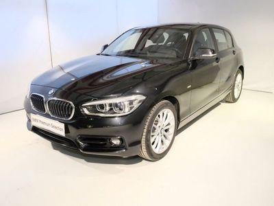 gebraucht BMW 118 Serie 1 d 5p.