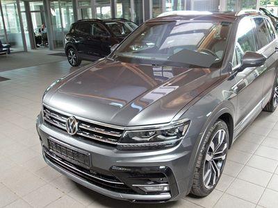 usata VW Tiguan 2.0 Tdi Dsg 4-motion R-line, 20-zoll, Pano, Sideassist
