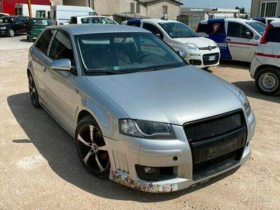 usata Audi A3 1.9 tdi 105 cv motore ko solo per export