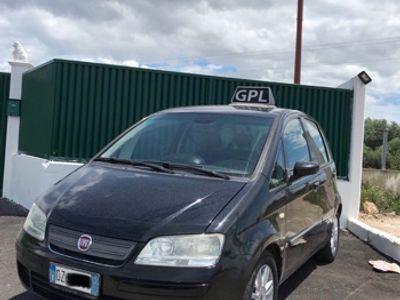 used Fiat Idea 1.4 GPL