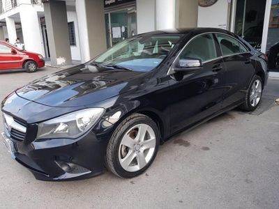 używany Mercedes CLA200 CDI Executive 1.8 136CV 07/2014 KM 39000 ITALIANA