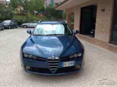 usata Alfa Romeo 159 1.9 JTDm Sportwagon Distinctive VELLUTO XENO NAVI