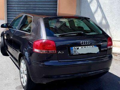 usata Audi A3 2.0 TDI F.AP. S line