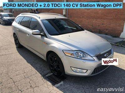 usata Ford Mondeo Station Wagon 2.0 TDCi 140 CV 6tronic Station Wagon Ghia DPF usato