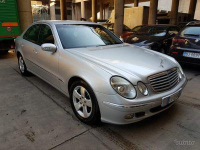 usado Mercedes E220 150cv berlina fullll km cer