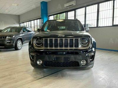 usata Jeep Renegade 1.6 Mjt 130 CV Limited nuovo