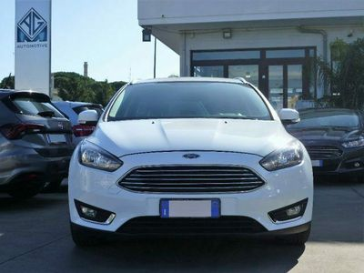 usata Ford Focus 1.5 TDCi 120 CV Start&Stop SW Business - Navi Sync