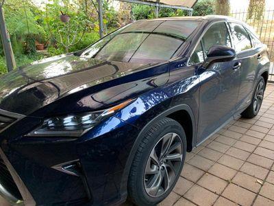 """usata Lexus RX450h Luxury,tettuccio apribile,nav. 12,3"""",IVA ESPOSTA"""