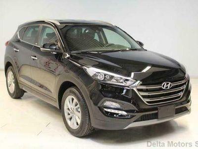 used Hyundai Tucson 1.7 CRDI DCT 2WD XPOSS