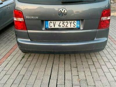 usata VW Touran 1.6