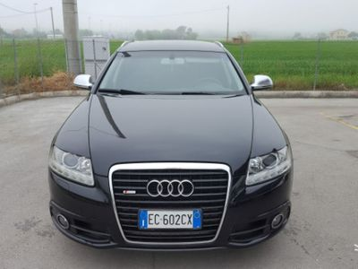 brugt Audi A6 2.0 tdi S LINE S-TRONIC 2010 EURO5