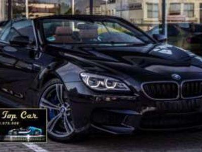 usata BMW M6 convertible individuale, hud, harman, ass. benzina